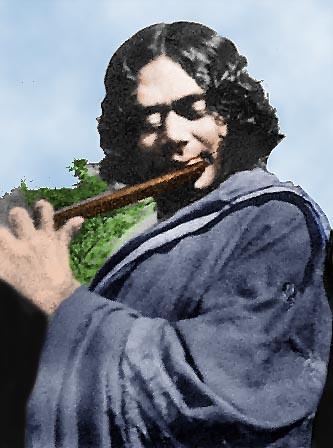 কাজী নজরুল ইসলাম বিদ্রোহী কবি