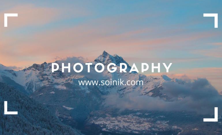 ফটোগ্রাফি আসলে কি? – Photography Tips